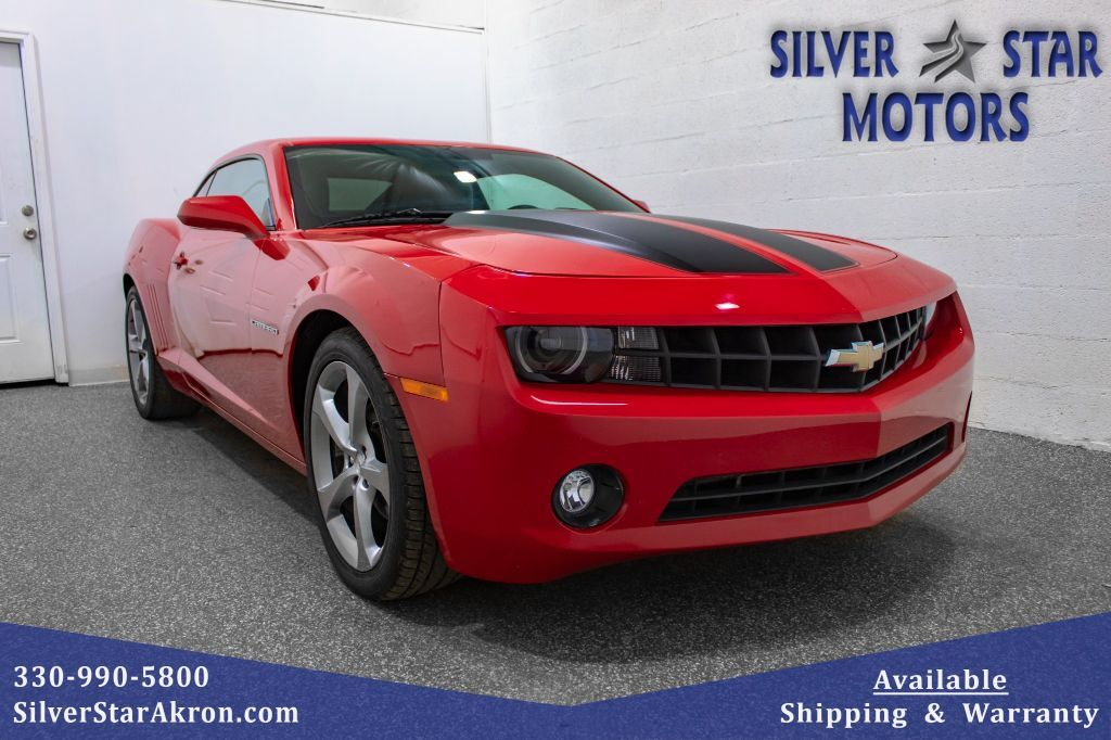 Used Chevrolet Camaro Tallmadge Oh