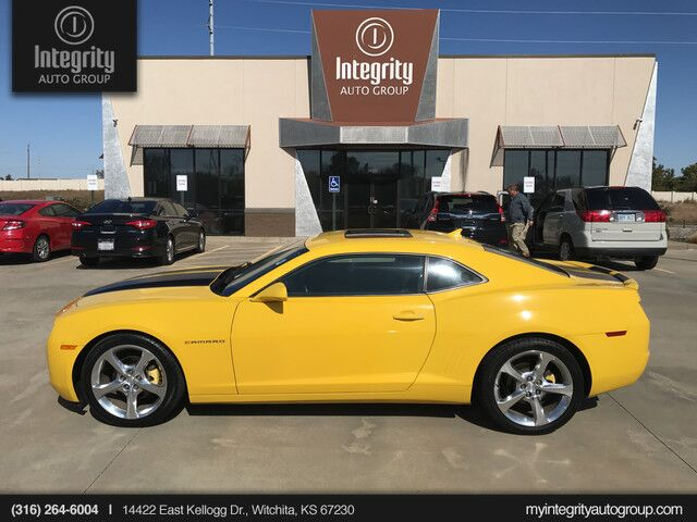 2013 Chevrolet Camaro LT Wichita KS