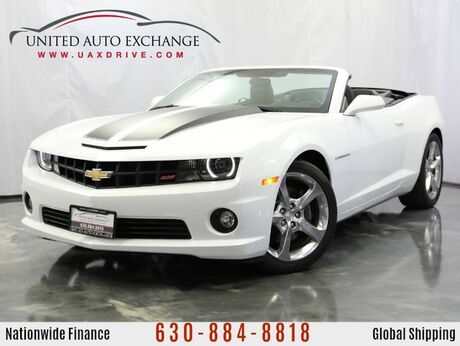 2013 Chevrolet Camaro SS ** CONVERTIBLE WITH SUPER LOW MILES ** Addison IL