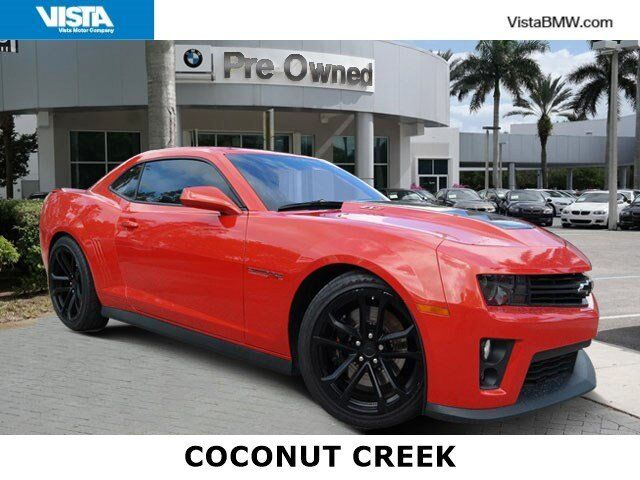 2013 Chevrolet Camaro ZL1 Coconut Creek FL