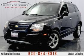 2013_Chevrolet_Captiva Sport_2.4L Engine FWD LT w/ Sunroof, Bluetooth Connectivity, USB & AUX Input, Heated Leather Seats, OnStar Equipped_ Addison IL