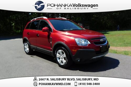 2013_Chevrolet_Captiva Sport_2LS ** 28+ MPG ** WONT LAST LONG **_ Salisbury MD