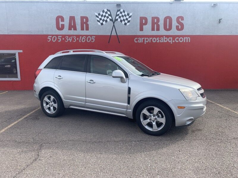 2013 Chevrolet Captiva Sport Fleet LTZ Albuquerque NM