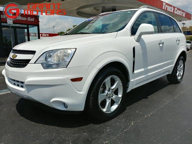 2013_Chevrolet_Captiva Sport Fleet_LTZ_ Fort Myers FL