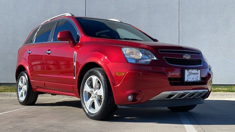 2013 Chevrolet Captiva Sport Fleet LTZ Granbury TX