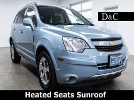 2013_Chevrolet_Captiva Sport_LT Heated Seats Sunroof_ Portland OR