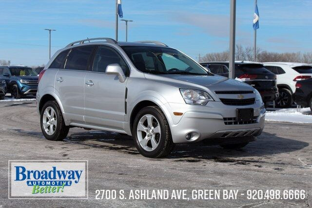 2013 Chevrolet Captiva Sport LTZ Green Bay WI
