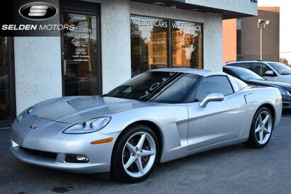 2013 Chevrolet Corvette 1LT