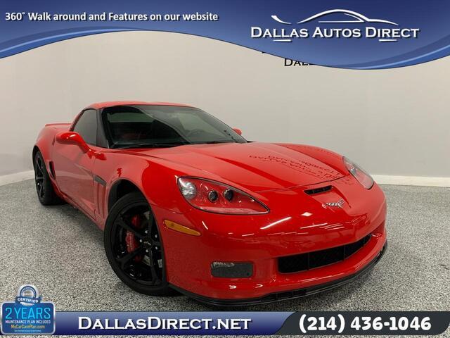 2013 Chevrolet Corvette Grand Sport 3LT Carrollton  TX