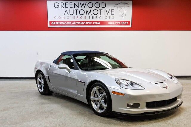 2013 Chevrolet Corvette Grand Sport 4LT