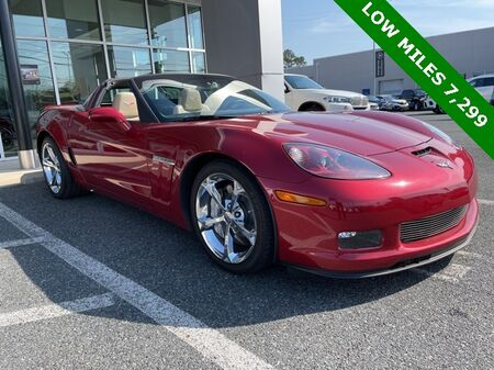 2013_Chevrolet_Corvette_Grand Sport LT3 ** Only 7,299 Miles ** Z51 Performance Package_ Salisbury MD