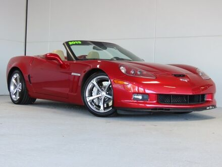 2013_Chevrolet_Corvette_Grand Sport_ Merriam KS