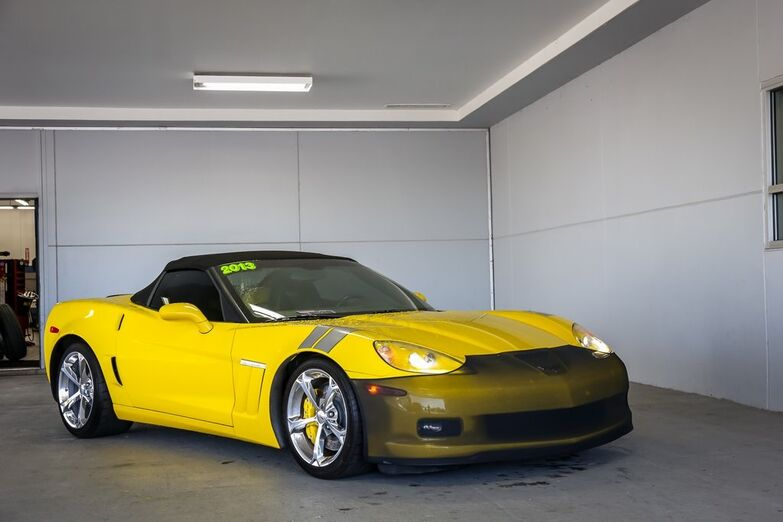 2013 Chevrolet Corvette Grand Sport Merriam KS