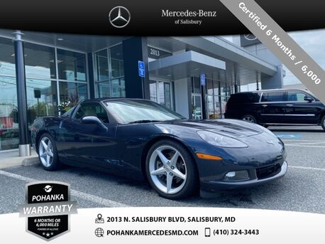 2013_Chevrolet_Corvette_LT2 ** Only 18,680 Miles ** Navigation **_ Salisbury MD