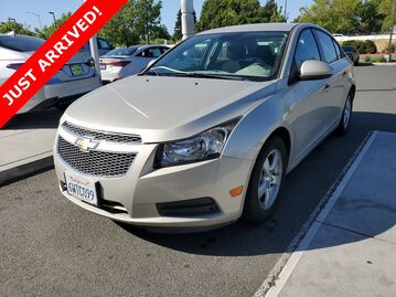 2013_Chevrolet_Cruze_1LT_ Santa Rosa CA