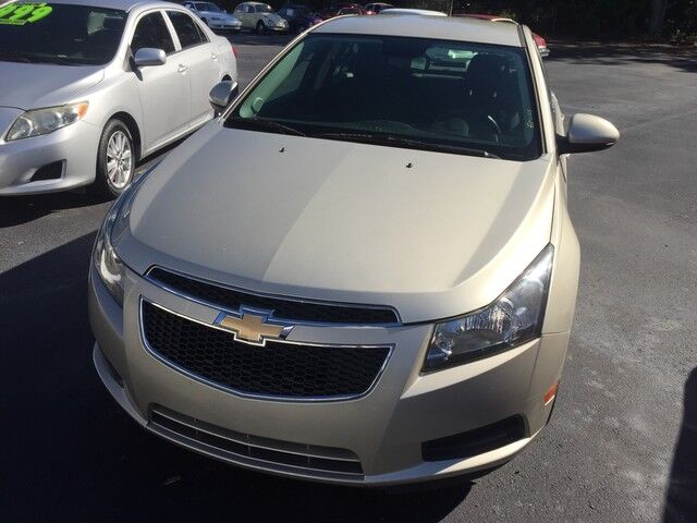 2013 chevrolet cruze 1lt gainesville fl 27250171. Black Bedroom Furniture Sets. Home Design Ideas