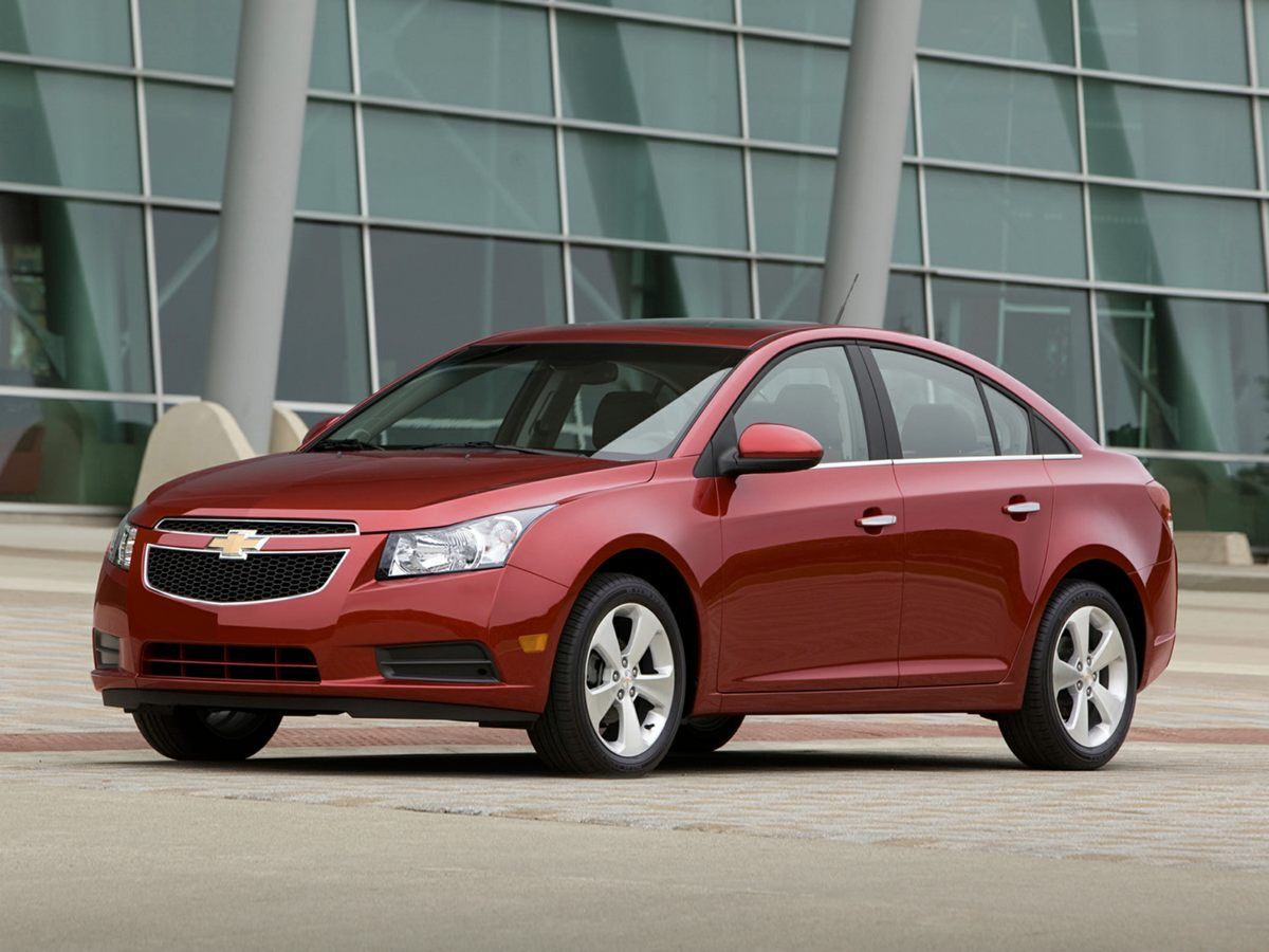 2013 Chevrolet Cruze 1LT Green Bay WI