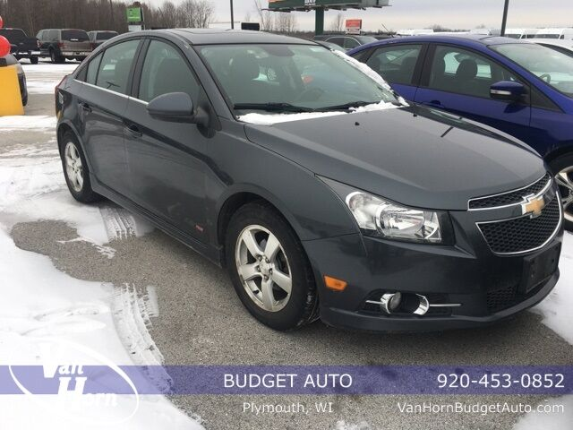 2013 Chevrolet Cruze 1LT Plymouth WI