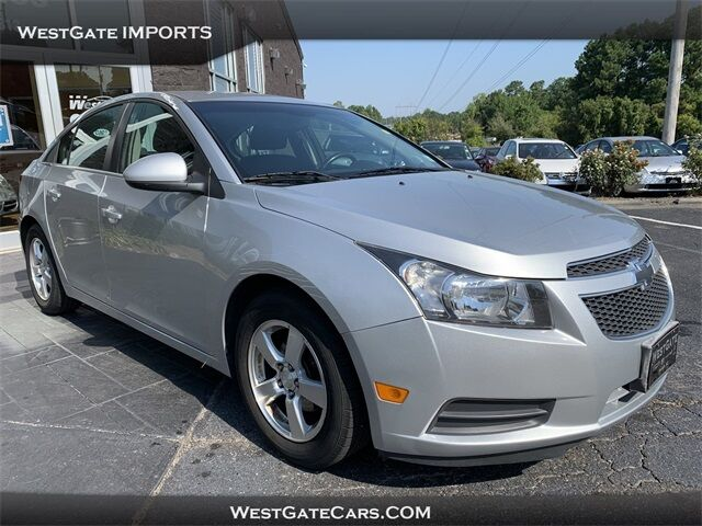 2013 Chevrolet Cruze 1LT Raleigh NC