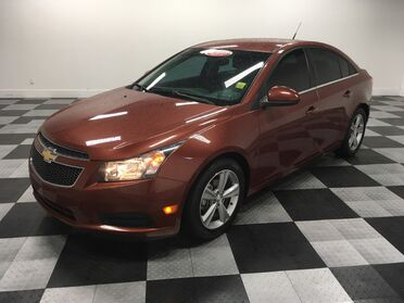 2013_Chevrolet_Cruze_2LT_ Chattanooga TN