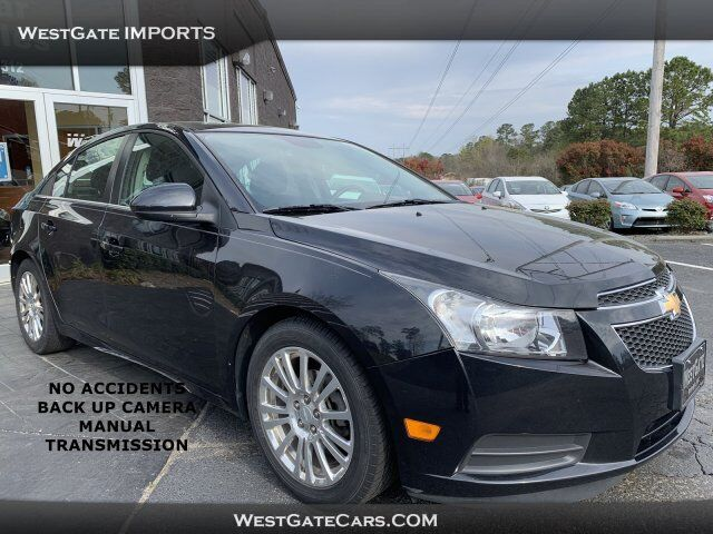 2013 Chevrolet Cruze ECO Raleigh NC
