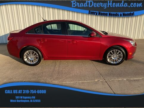 2013_Chevrolet_Cruze_ECO_ West Burlington IA