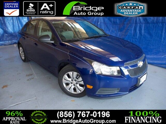 2013 Chevrolet Cruze LS Berlin NJ