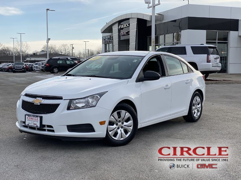 2013 Chevrolet Cruze LS Highland IN
