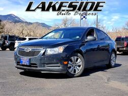 2013_Chevrolet_Cruze_LS Manual_ Colorado Springs CO