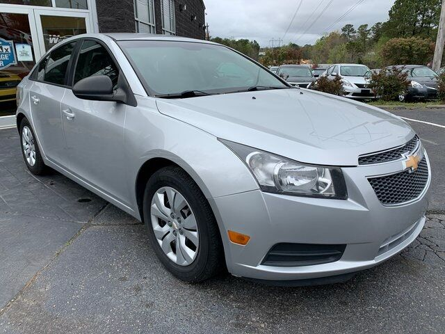 2013 Chevrolet Cruze LS Raleigh NC