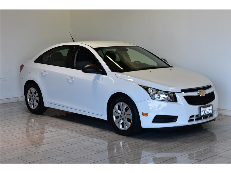 Used 2013 Chevrolet Cruze LS Sedan 4D in Escondido CA