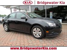 2013_Chevrolet_Cruze_LS Sedan, Remote Keyless Entry, Multi Function Steering Wheel, In-Dash CD-Player, Bluetooth Technology, Front Bucket Seats, Split Folding Rear Seats, 16-Inch Wheels,_ Bridgewater NJ