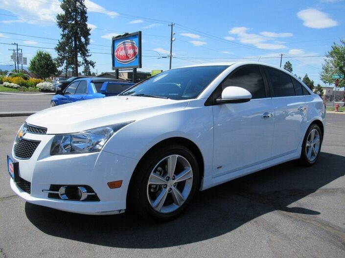 2013 Chevrolet Cruze LT RS Bend OR