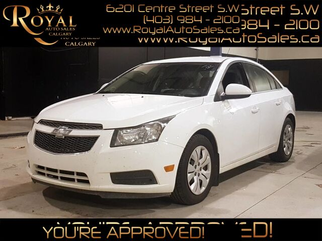 2013_Chevrolet_Cruze_LT Turbo w/ ONSTAR, SATELLITE RADIO_ Calgary AB