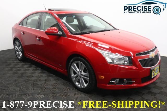 2013 Chevrolet Cruze LTZ Auto Chantilly VA