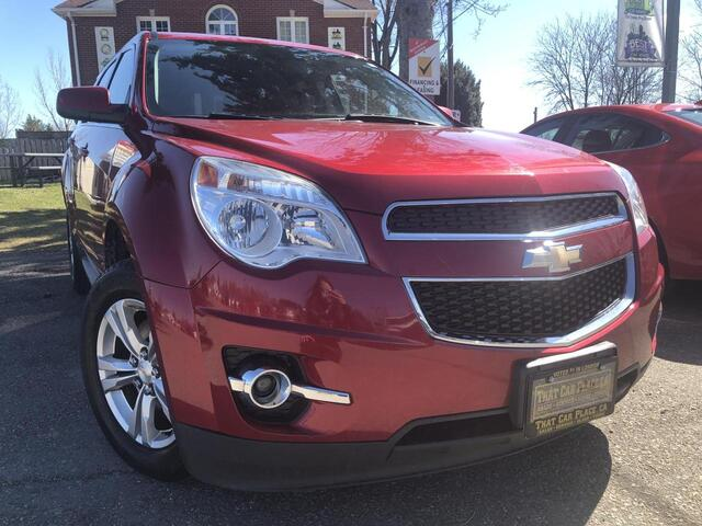 2013 Chevrolet Equinox 1LT AWD-BackupCam-Bluetooth-HeatedSeats-SXMCapable London ON