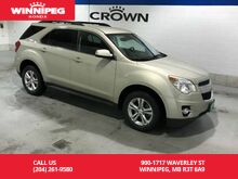2013_Chevrolet_Equinox_1LT/FWD/One owner/Low KM/Excellent condition_ Winnipeg MB