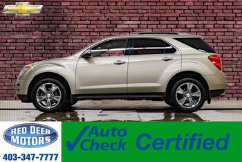 2013_Chevrolet_Equinox_AWD LTZ Leather Roof BCam_ Red Deer AB