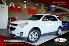 2013 Chevrolet Equinox AWD LTZ Navigation Sunroof