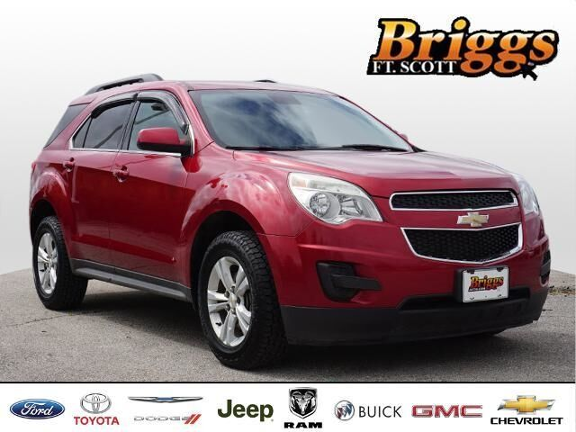 2013 Chevrolet Equinox FWD 4dr LT w/1LT Fort Scott KS