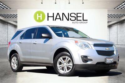2013_Chevrolet_Equinox_LS_ Santa Rosa CA