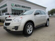 2013_Chevrolet_Equinox_LS 2WD 2.4L 4CYL AUTOMATIC, BLUETOOTH CONNECTION, BACK-UP CAMERA, HEATED MIRRORS, PREMIUM STEREO_ Plano TX