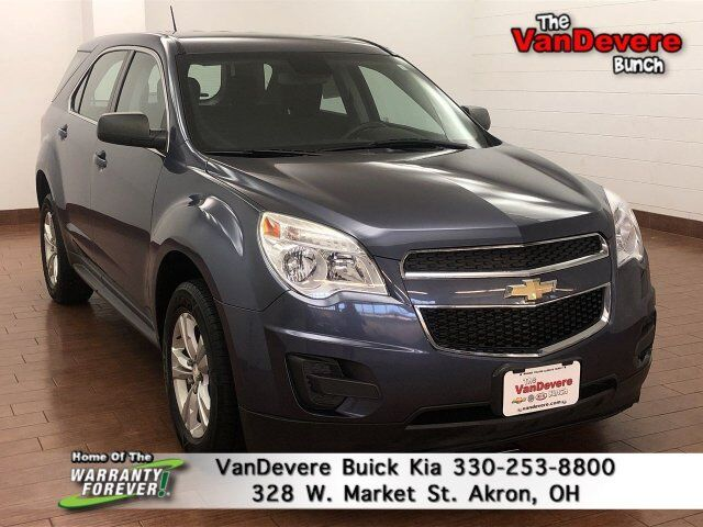 2013 Chevrolet Equinox LS Akron OH