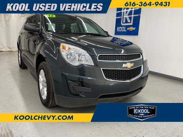 2013 Chevrolet Equinox LS Grand Rapids MI