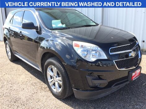 2013_Chevrolet_Equinox_LS_ Harlingen TX
