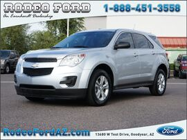 2013_Chevrolet_Equinox_LS_ Phoenix AZ
