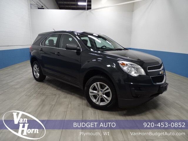 2013 Chevrolet Equinox LS Plymouth WI