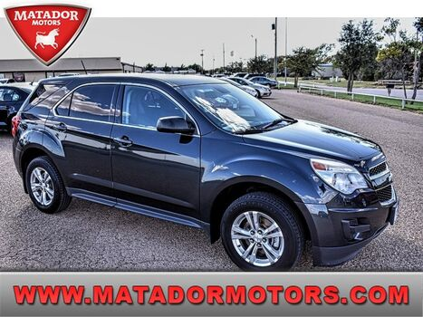 2013_Chevrolet_Equinox_LS_ Wolfforth TX