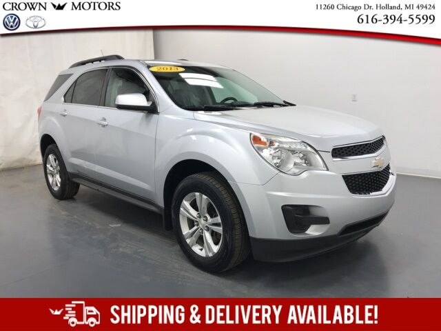 2013 Chevrolet Equinox LT 1LT Holland MI
