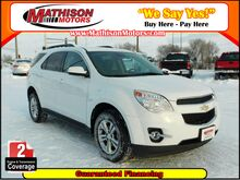 2013_Chevrolet_Equinox_LT_ Clearwater MN